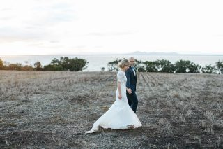 Bellarine Peninsula Weddings with Melbourne Marriage Celebrant Meriki Comito