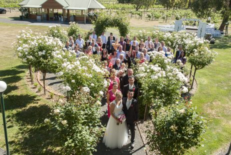 Glen Erin and Lancefield Wedding Venue