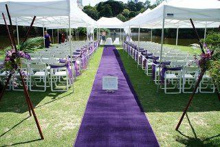 Royal Botanical Garden Weddings with Marriage Celebrant Melbourne Meriki Comito