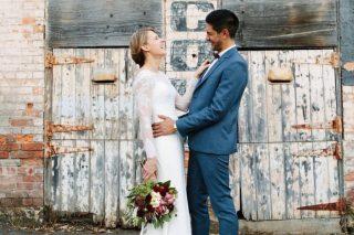 Abbotsford Convent Weddings with Melbourne Celebrant Meriki Comito