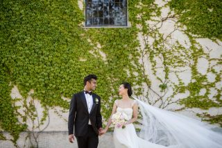 Stones of the Yarra Valley Weddings with Melbourne Celebrant Meriki Comito