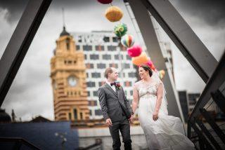 Langham Hotel Weddings with Melbourne Celebrant Meriki Comito