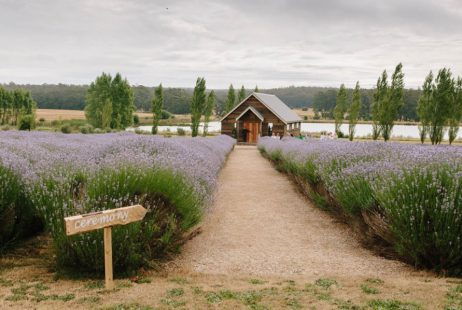 Sault Daylesford Wedding Venue