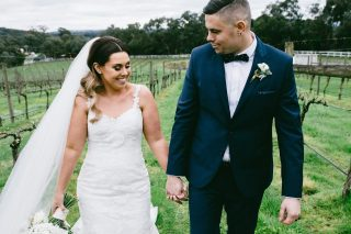 Potters Receptions Weddings with Melbourne Celebrant Meriki Comito