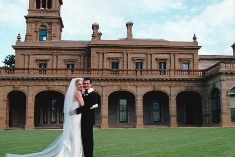 Werribee Park Mansion Wedding Venue