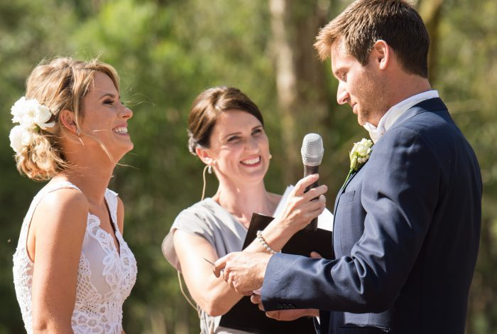 Melbourne Wedding Celebrant | Meriki Comito | Sarah & Tyson's Country Wedding | Photo: www.jerryghionis.com