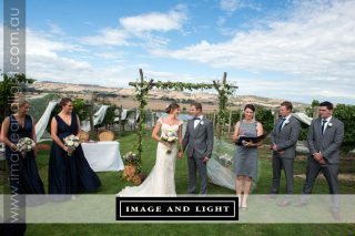 Winery Weddings with Melbourne Marriage Celebrant Meriki Comito