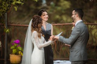Tatra Weddings with Melbourne Marriage Celebrant Meriki Comito