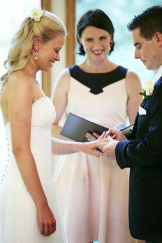 Tatra Weddings with Melbourne Celebrant Meriki Comito