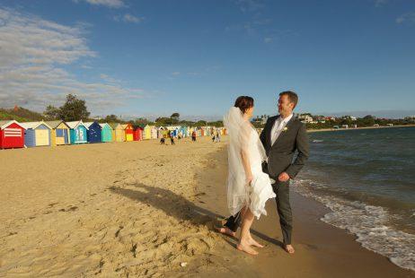 Marriage Celebrant Brighton Beach Weddings