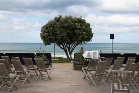 Marriage Celebrant Lorne Beach Pavilion Wedding