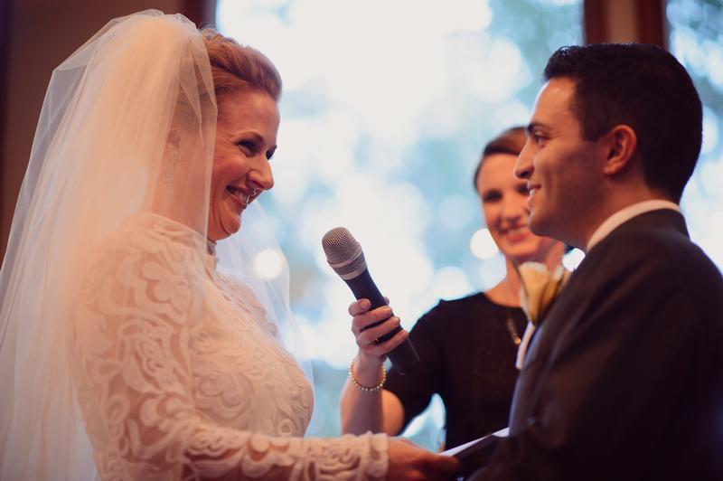 Melbourne Celebrant | Meriki Comito | Tatra Receptions Wedding | Photo: www.roberthock.com.au