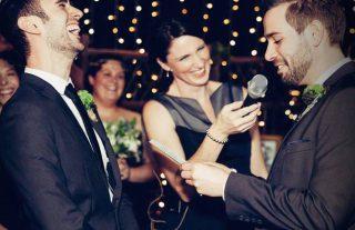 Same Sex Weddings with Melbourne Celebrant Meriki Comito