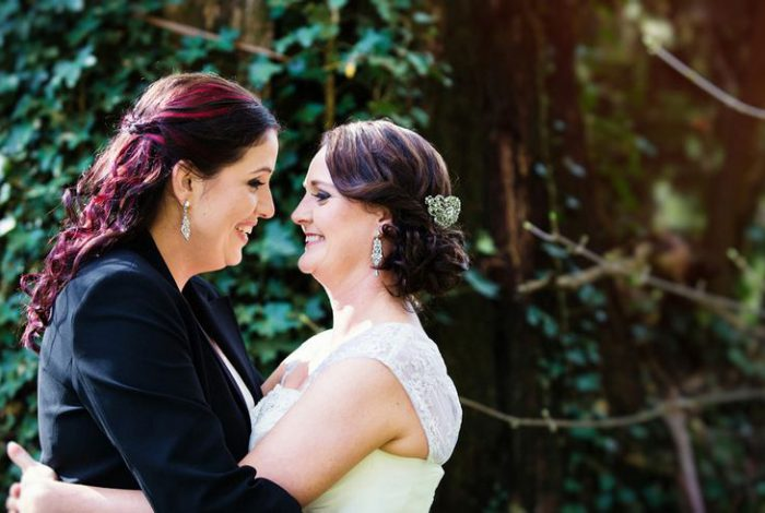 Melbourne Wedding Celebrant | Meriki Comito | Lauren & Eliza's Marybrooke Wedding | Photo by www.bonavitaphotography.com