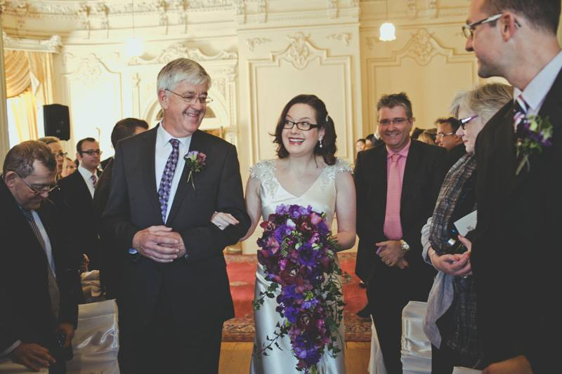 Melbourne Celebrant | Meriki Comito | Belinda & Paul's Labassa Wedding | Photo: www.duuet.com.au