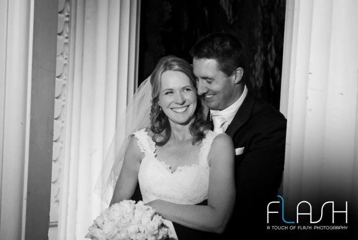 Melbourne Wedding Celebrant | Meriki Comito | Justine & Brent's The Willow's Wedding | Photo by www.touchofflash.com.au