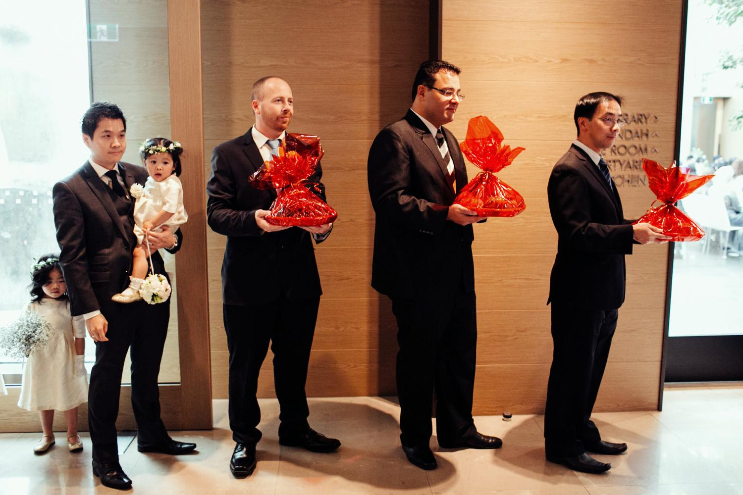 Grand Hyatt Melbourne Wedding