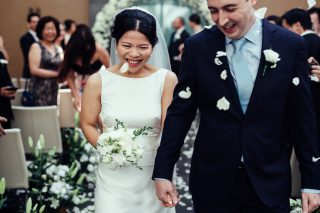 Grand Hyatt Weddings with Melbourne Celebrant Meriki Comito