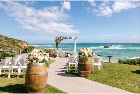 Beach Weddings at All smiles Sorrento