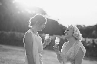 Romantic Same Sex weddings with Melbourne Celebrant Meriki Comito