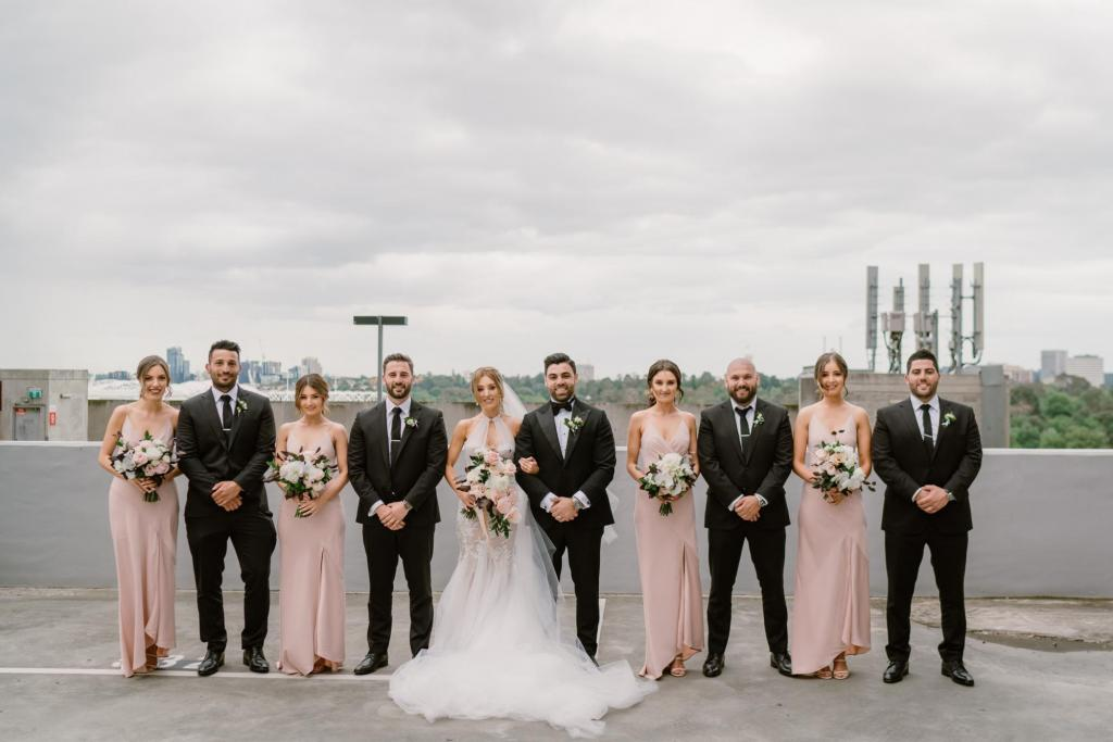 Bridal party goals
