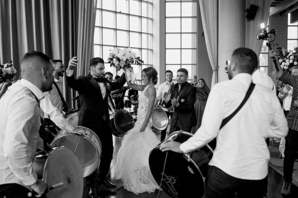 Wedding dance Lebanese style