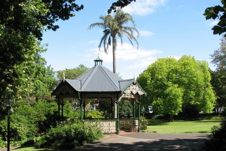 Alexandra Gardens Weddings Melbourne