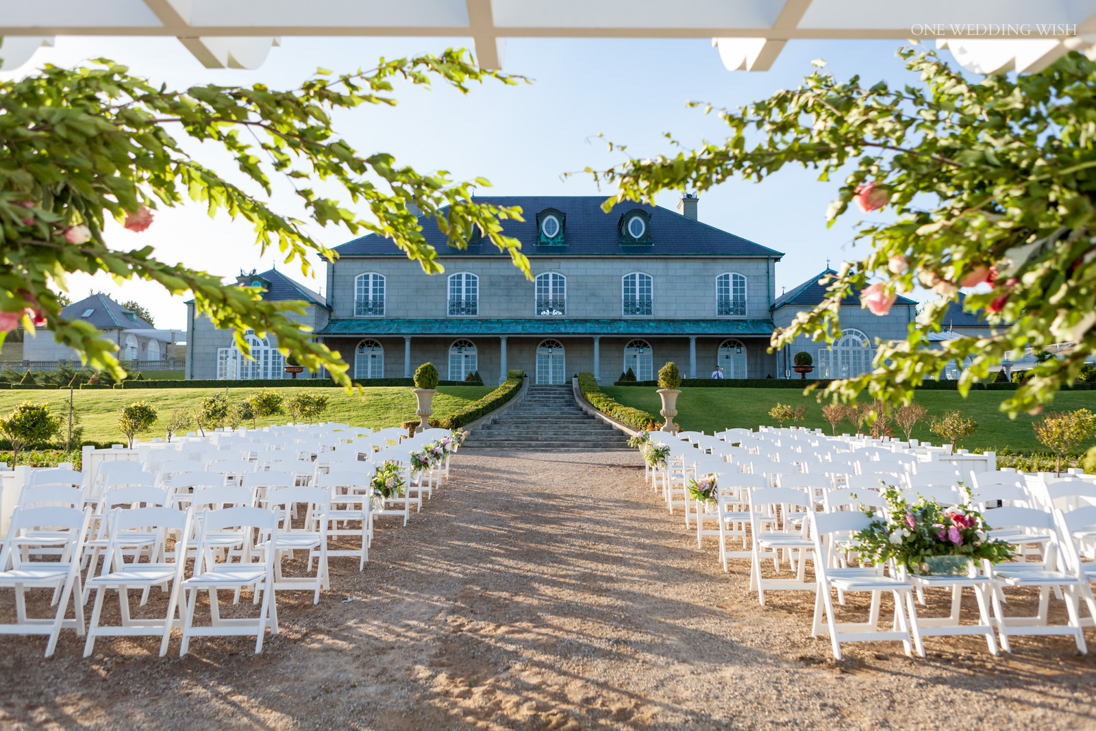 Campbell Point House weddings