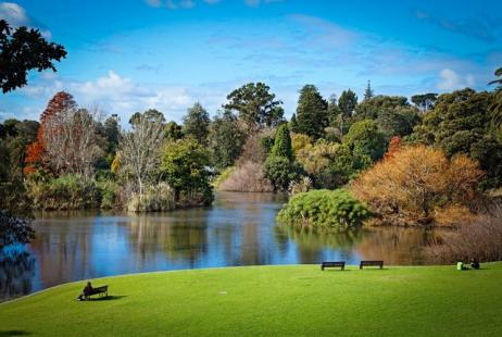 royal-botanic-gardens-melbourne (weekend Notes)