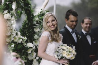 Bohemian Museum Wedding with Melbourne Marriage Celebrant Meriki Comito