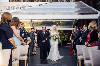 Circa The Deck Weddings with Melbourne Celebrant Meriki Comito