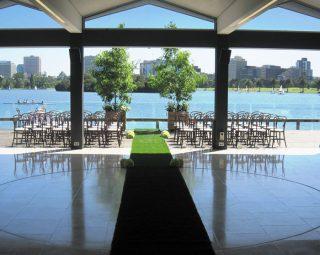 Carousel Albert Park Weddings with Melbourne Celebrant Meriki Comito