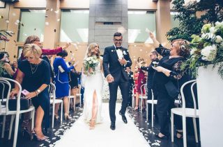 Grand Hyatt Melbourne Weddings with Melbourne Celebrant Meriki Comito