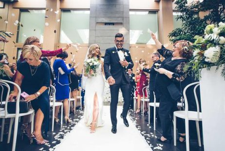 Grand Hyatt Melbourne Wedding Venue