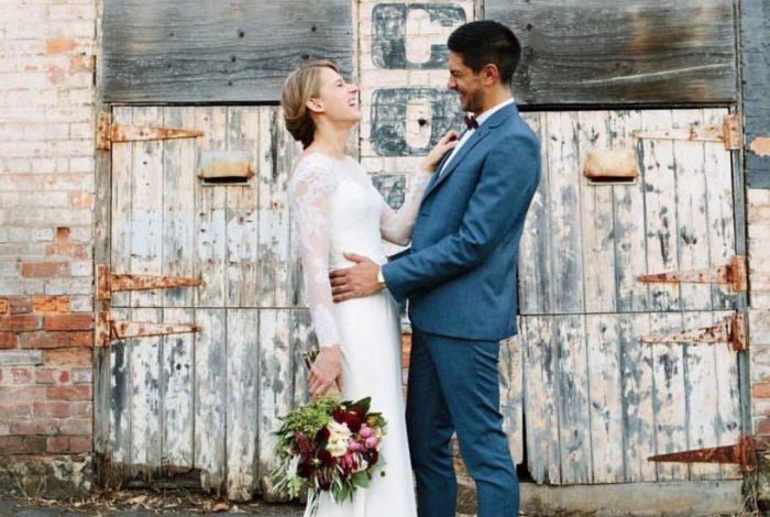 Wedding Celebrants Melbourne | Meriki Comito | Steve + Ange's Abbotsford Convent Wedding | Photo credit: