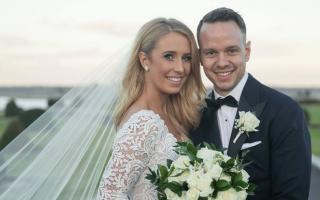 Campbell Point House Weddings with Melbourne Celebrant Meriki Comito
