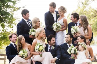 Rustic Country Weddings with Marriage Celebrant Melbourne Meriki Comito