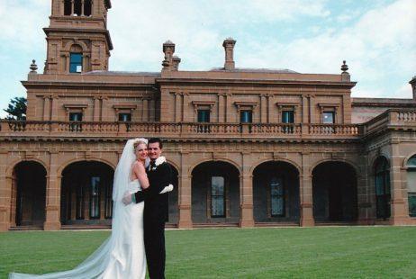 Werribee Park Mansion Wedding Venue