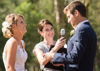 Country Bohemian Weddings with Melbourne Celebrant Meriki Comito