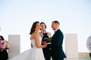 Seaside weddings with Melbourne Celebrant Meriki Comito
