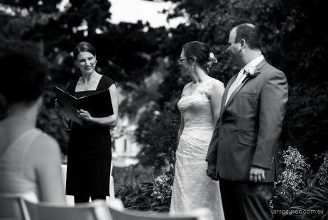 Fitzroy Garden Wedding with Melbourne Celebrant Meriki Comito