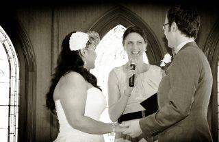 Ballara Chapel Weddings with Melbourne Celebrant Meriki Comito