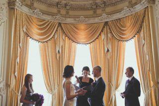 Labassa Mansion Weddings with Melbourne Celebrant Meriki Comito