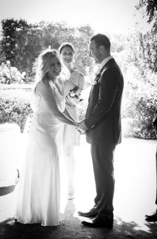Alowyn Garden weddings with Melbourne Celebrant Meriki Comito