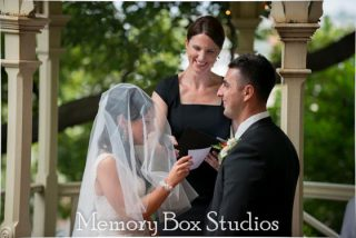 Ascot House Weddings with Melbourne Celebrant Meriki Comito