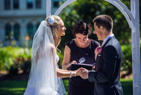 Werribee Mansion Weddings with Melbourne Celebrant Meriki Comito