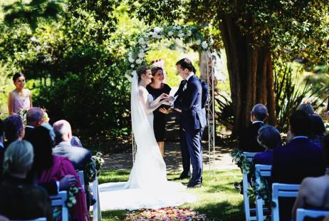 Melbourne Celebrants for garden ceremonies