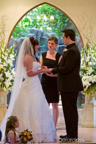 Bram Leigh Weddings with Melbourne Celebrant Meriki Comito