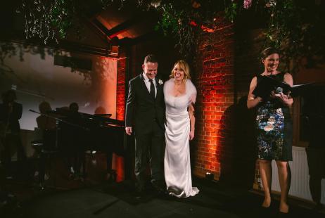 Melbourne Wedding Celebrants at the Malthouse