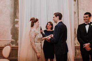 George Ballroom Weddings with Melbourne Celebrant Meriki Comito